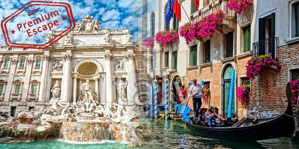 Italy 8 Nights Premium Escape Tourism Holiday Packages